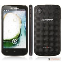 Смартфон Lenovo IdeaPhone A800 (BLACK)