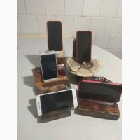 Дерев#039;яні підставки під телефон