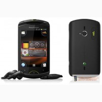Sony Ericsson Live with Walkman WT19i Black