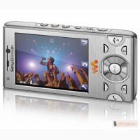 Sony Ericsson W995 Silver