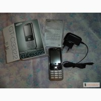 Продам мобильный телефон Samsung GT-C3322 Duos на 2 сим-карты