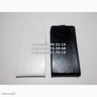 Флип чехол для Xiaomi Hongmi Redmi Note (белый, черный)