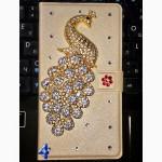 Чехол-книжка LENOVO s8 s898t+ p780 s850 k3 Note k50 a7000 k30 a6000 a6010 - с » ПАВЛИНОМ»