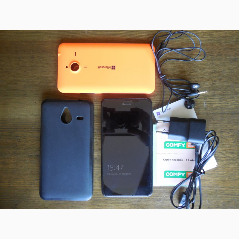Фото 2. Microsoft Lumia 640 XL DS