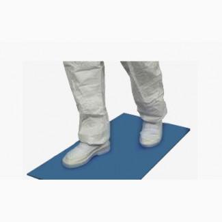 Дезинфекционный коврик для обуви, 50*50 см, толщина 30 мм