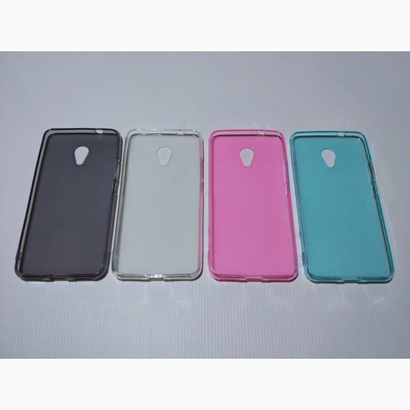 Фото 2. Чехол книжка, АКБ батарея, защитное стекло к смартфону Meizu
