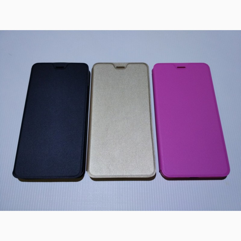 Фото 3. Чехол книжка, АКБ батарея, защитное стекло к смартфону Meizu