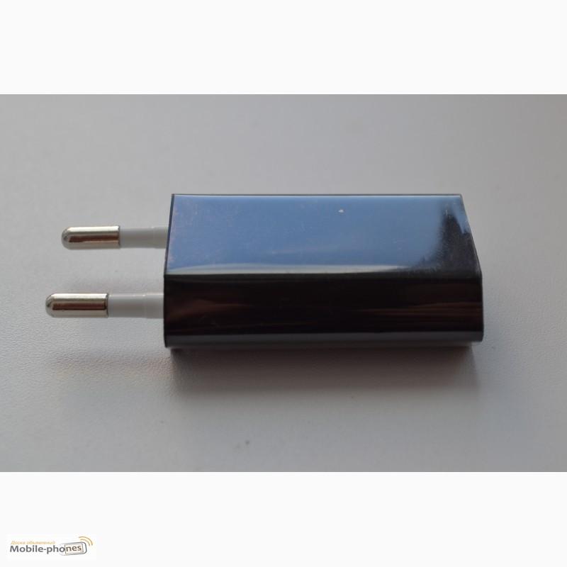Фото 3. Зарядное устройство, адаптер питания + USB шнур