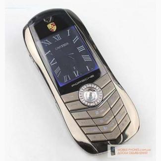 Porsche VIP S Black
