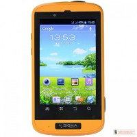 Sigma mobile Х-treme PQ12 НОВЫЙ смартфон защищенны
