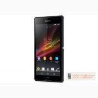 Продам сенсорний смартфон Sony Xperia C2305 б/в