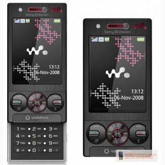 Новый Sony Ericsson W715