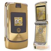 Motorola Razr V3i DG Gold