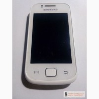 Samsung S5660 Galaxy Gio White б/у Супер Цена!!!