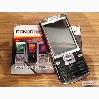 Donod D801 2.4 сенсорный экран 2sim TV (В НАЛИЧИИ)