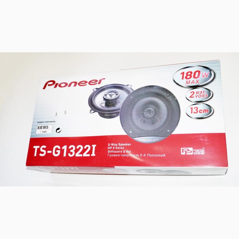 Фото 2. Динамики (колонки) 13см Pioneer TS-G 1322I 180W