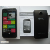 Продам телефон THL w200+новый флип-чехол