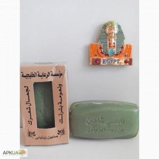 Мыло оливковое Olivy Soap, 80 грамм, Египет