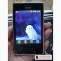 Продам мобильный телефон LG E 400