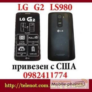 NEW Мобильный телефон LG G2 Ls980 32 Gb из США