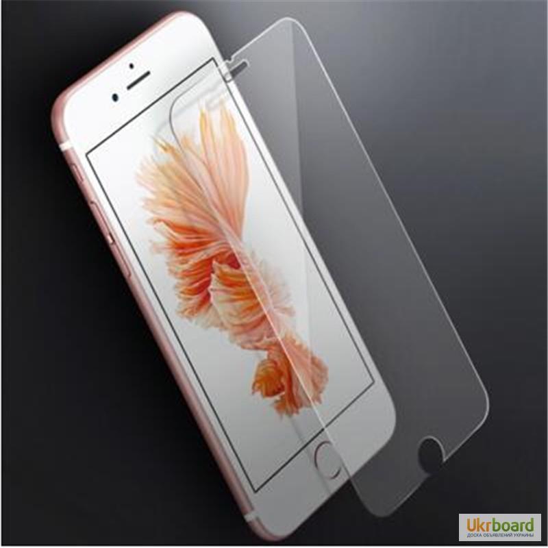 Фото 6. Закалённое стекло на iphone 6+ПЛЮС