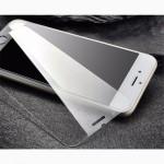 Закалённое стекло на iphone 6+ПЛЮС