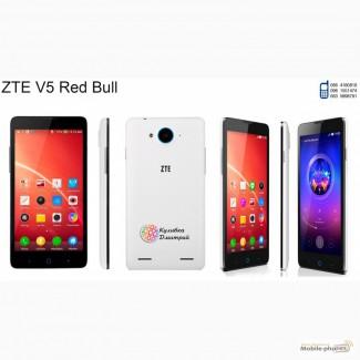 ZTE V5 Red Bull оригинал. новый. гарантия 1 год. отправка по Украине
