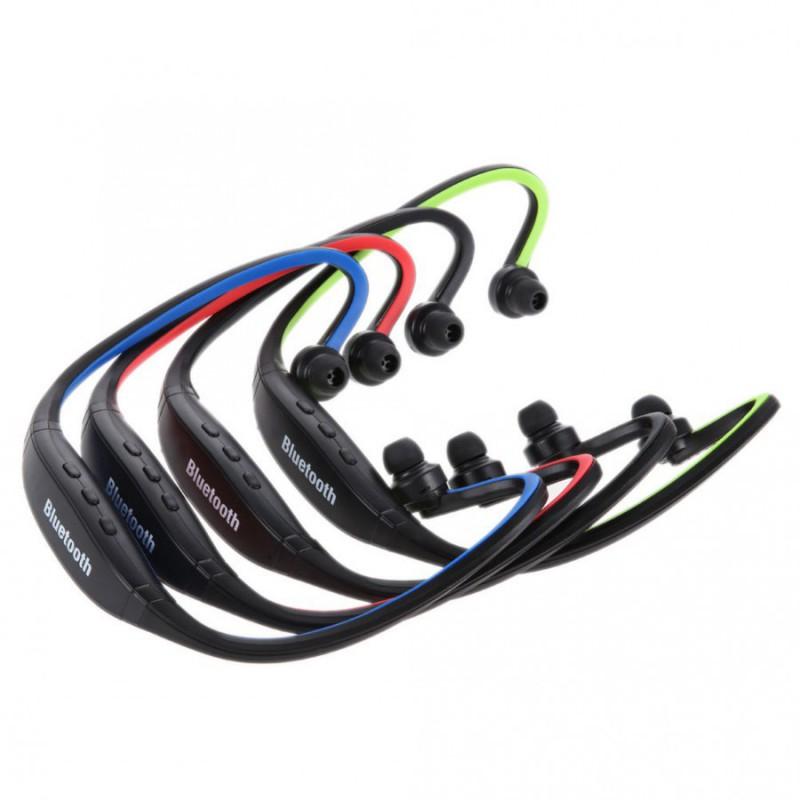 Фото 10. Epik S9 Спортивные Bluetooth Наушники водонепроницаемые беспроводные блютуз гарнитура