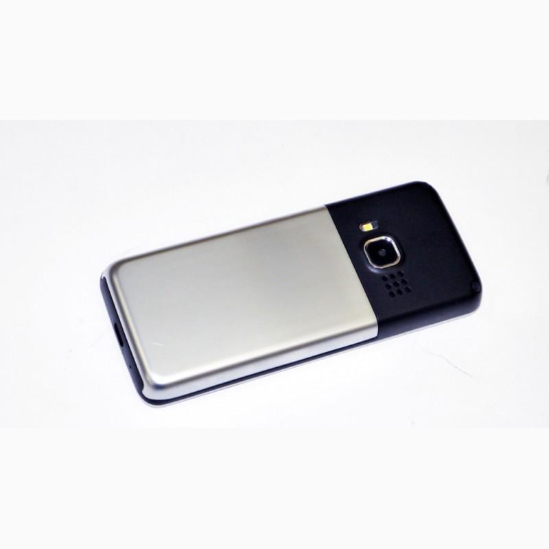 Фото 2. Мобильный телефон Nokia 6300 - 2 SIM, FM, MP3 Метал.корпус