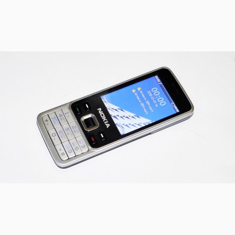 Фото 4. Мобильный телефон Nokia 6300 - 2 SIM, FM, MP3 Метал.корпус
