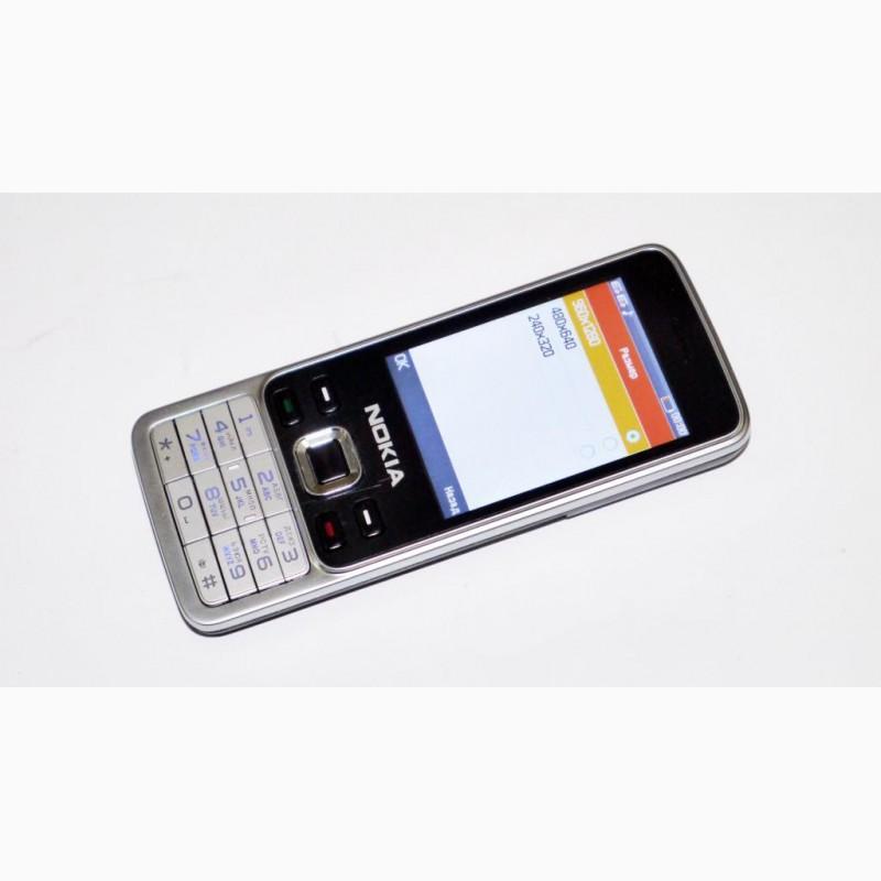 Фото 7. Мобильный телефон Nokia 6300 - 2 SIM, FM, MP3 Метал.корпус