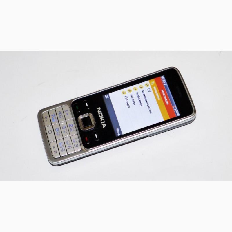 Фото 8. Мобильный телефон Nokia 6300 - 2 SIM, FM, MP3 Метал.корпус