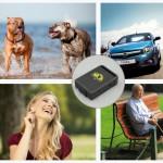 GPS/GSM/GPRS Персональный мини трекер Mini Tracker TK-102B мониторинг в реальном времени