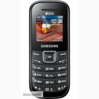 Samsung E1202i Duos Black (UA/UCRF) - состояние нового телефона