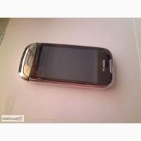 Б/у сенсорный телефон марки Nokia С7