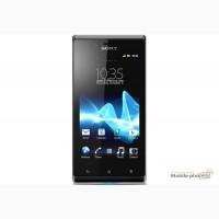 Sony Xperia J ST26i Black Новый