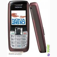Моб.тел.Nokia 2610 (пр-во Венгрия) с аккумулятором заряда на 1 неделю