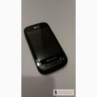 Продаю смартфон LG P698 Optimus Link Dual Sim Black б/у