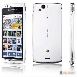 Sony Ericsson Xperia Arc S White