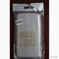 Силиконовый чехол для смартфона Lenovo А3800 (А3600)