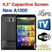 Дуос смартфон Star A1000 (2sim, Android 2.2,емкостной экран)
