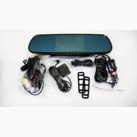 D25 Зеркало регистратор, 5 сенсор, 2 камеры, GPS навигатор, WiFI, 8Gb, Android