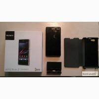 Sony Z1 Compact D5503 Black + док-станция + чехол + память