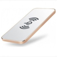 Беспроводное зарядное устройство AWEI W1 Wireless Charger. Цвет: белый Артикул:ws44475