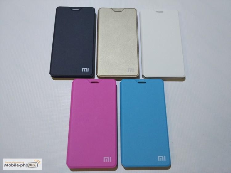 Xiaomi Redmi Note 3 оригинальный чехол книжка