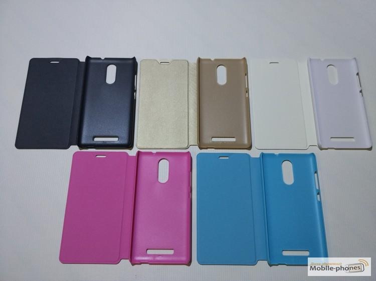 Фото 3. Xiaomi Redmi Note 3 оригинальный чехол книжка