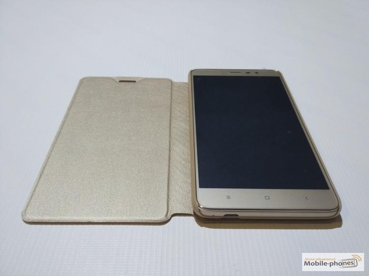 Фото 4. Xiaomi Redmi Note 3 оригинальный чехол книжка