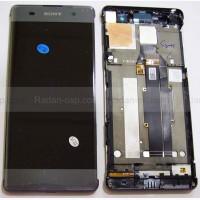 Дисплей с сенсором Sony Xperia XA F3112/ F3111 (Black)
