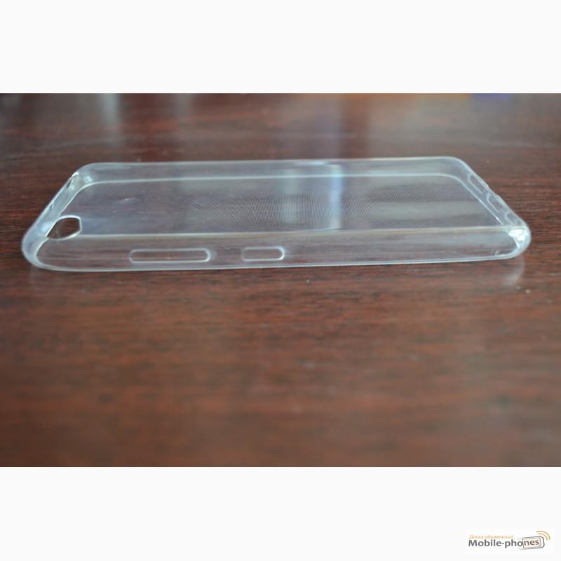 Фото 4. Мягкий прозрачный чехол для смартфона Lenovo S60T