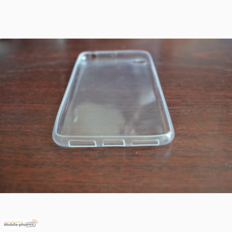 Фото 5. Мягкий прозрачный чехол для смартфона Lenovo S60T